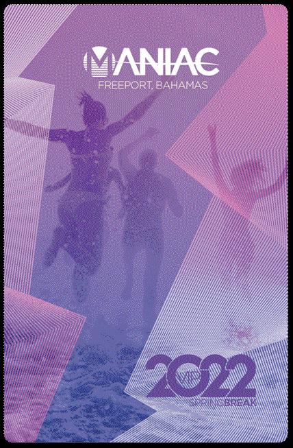 Maniac VIP Card Bahamas