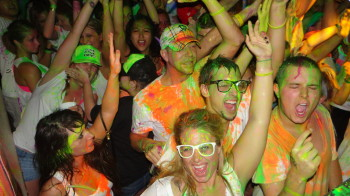 Spring Break photo courtesy of Collegiate Marketing Group