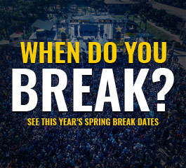 When do you break?